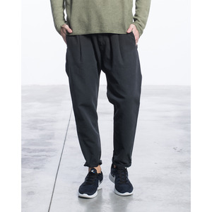 [지아니루포]Baggy Fit Drawstring Pants In Embossed GLK050 남성팬츠(그레이)