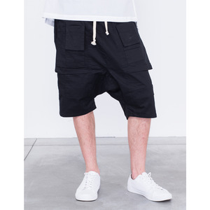 [지아니루포]Baggy Fit Pocket Drawstring G8916-1 반바지