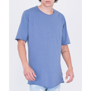 [지아니루포]]Oversize Fit Premium Cotton 254A 반팔티(BL)