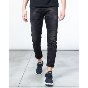 [지아니루포]Slim Fit Vintage Wash GL012F 청바지(BK)