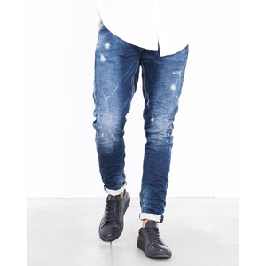 [지아니루포]Slim Fit Spot Washed GL269C 청바지